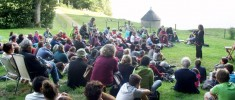 Le off du festival interculturel de contes de vassivière en Limousin